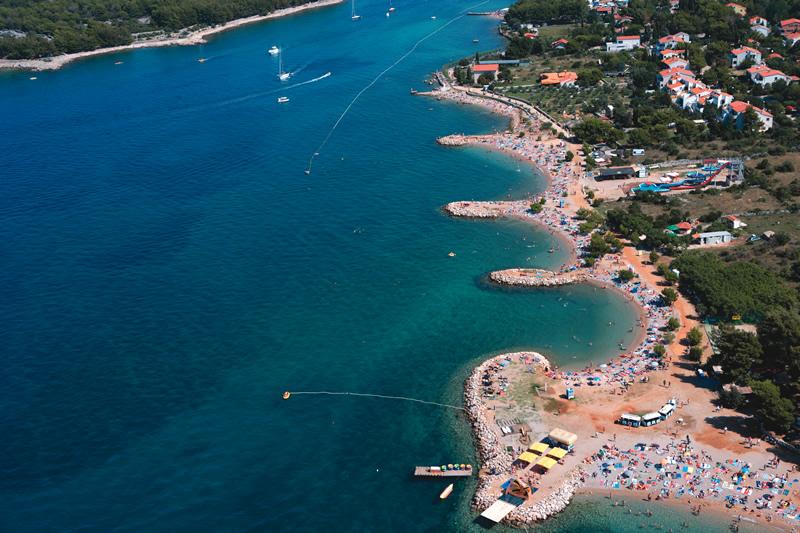 Hotel Omorika Punat Island Of Krk Croatia